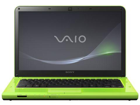 Sony VAIO VPC-CA2C5E
