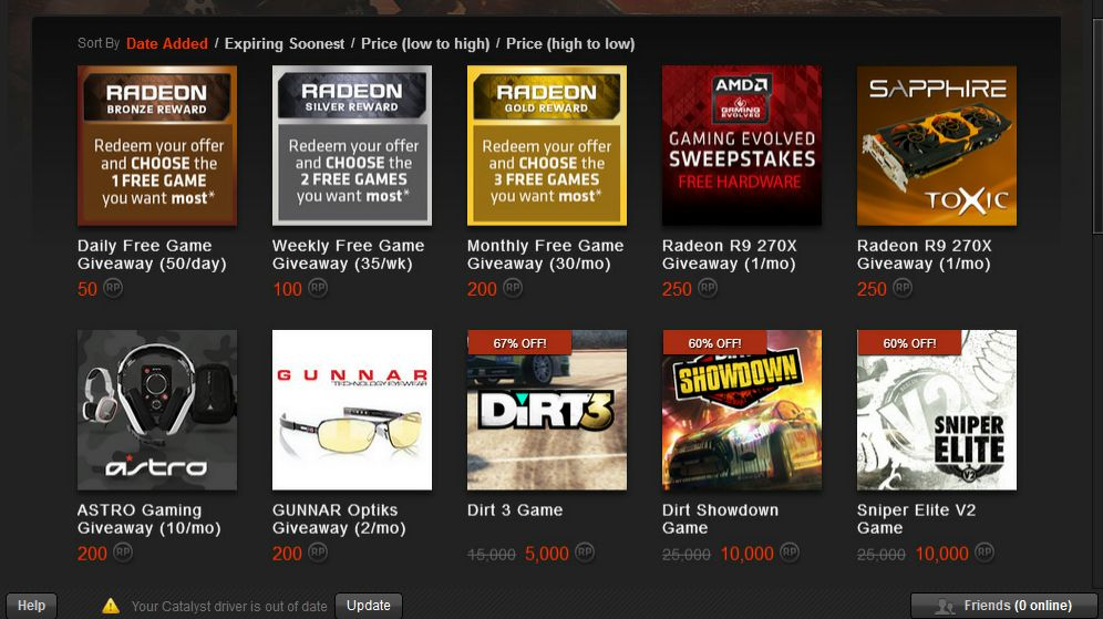 Amd Gaming Evolved App Adds Rewards All You Have To Do Is Play Techradar