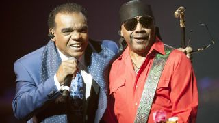 Ernie Isley talks living with Hendrix, lost solos and That Lady
