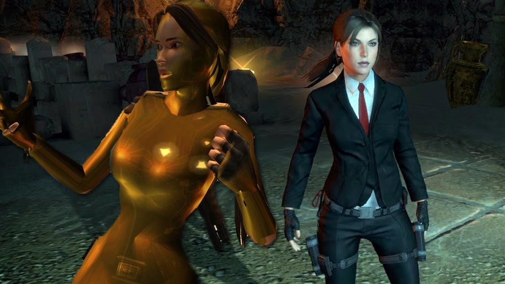 Lara Croft S Least Practical Outfits Gamesradar