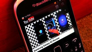 YouTube may be starting to roll credits on BlackBerry OS 7