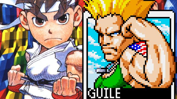 Street Fighter Games That Play Nothing Like Street Fighter
