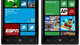 Windows Phone 7 8 due to roll out on January 31