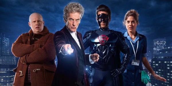 doctor who the return of doctor mysterio christmas special