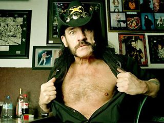 Lemmy hats off