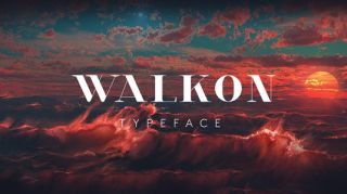 Font of the day: WalkOn