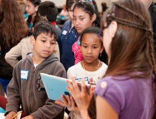 Students Empower Each Other & Teachers to Learn with Tech as Funding Runs Dry