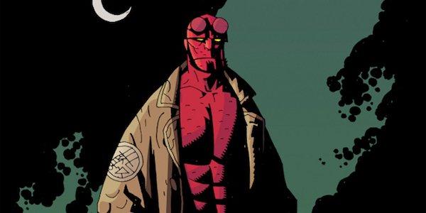 Hellboy comics