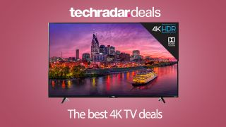 Best Cheap Tv Deals Great 4k Tv Deals And Sales In The Us In November 2020 Techradar