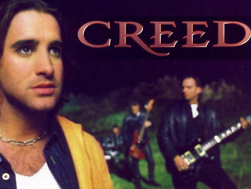 the band creed essay I don't think it's so much that creed is a bad band per se i actually think they're pretty good at what they do the problem is what they do is produce flabby.