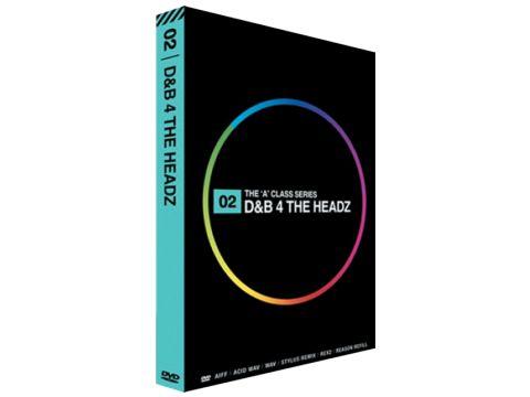 Digital Redux - D&B 4 The Headz