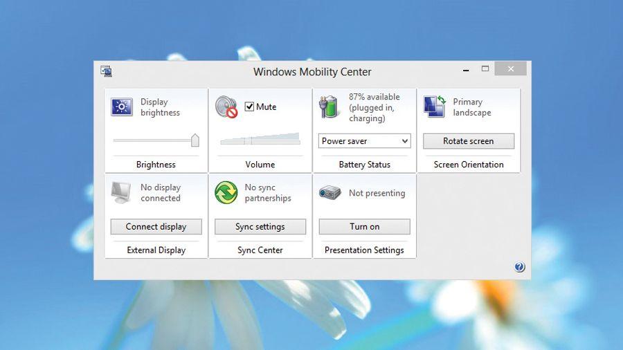 Make your laptop battery last longer in Windows 8
