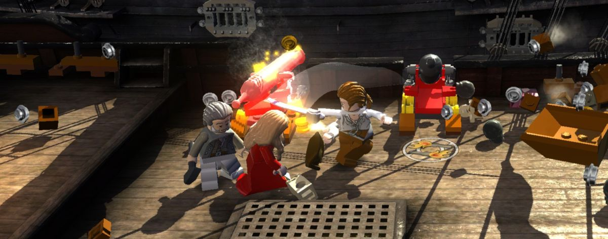Lego Pirates Of The Caribbean Review Pc Gamer
