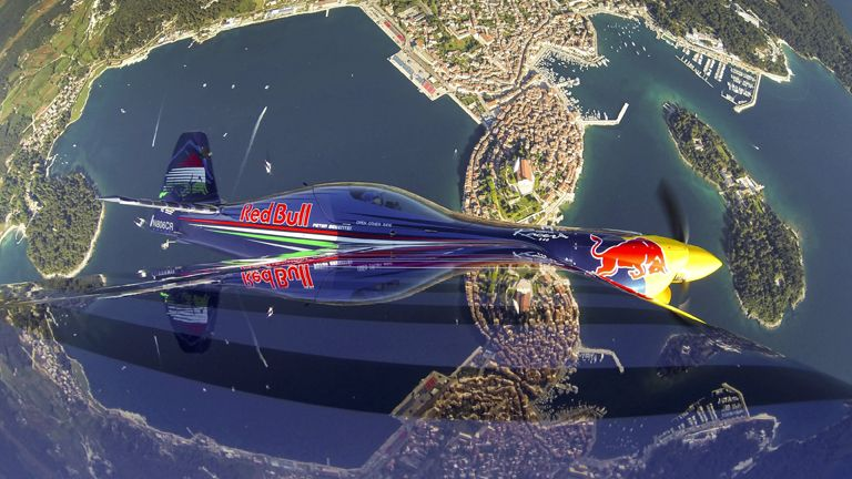 Behind the scenes of the Red Bull Air Race: T3 gets an all-access pass