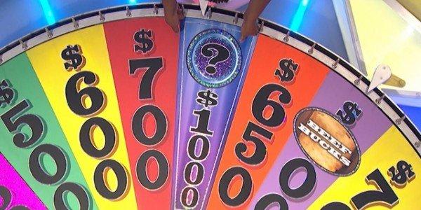 Wheel Of Fortune Wheel