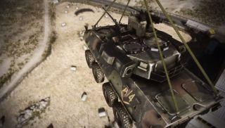 Battlefield End Game dropship
