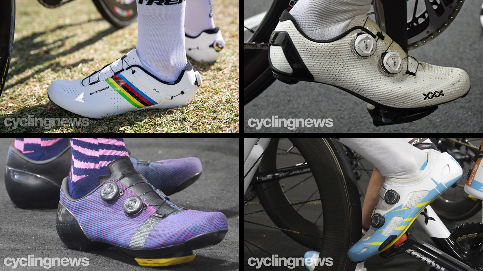 san francisco finest selection autumn shoes New shoes from Rapha, Bontrager and Mavic spotted at the Tour Down ...