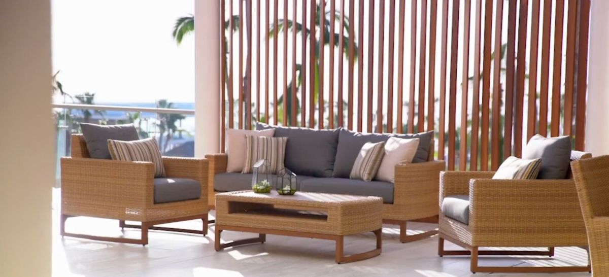 5 pieces of outdoor furniture so luxe you'd never know they're from Target
