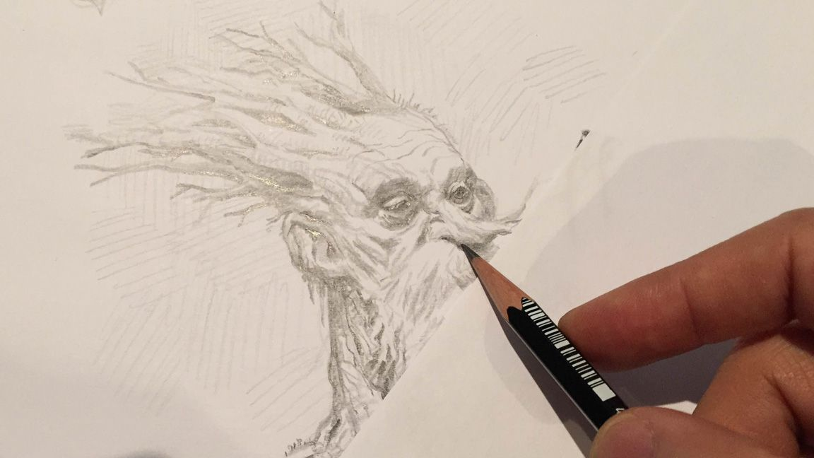 9 Top Tips For Drawing In Black And White Creative Bloq