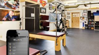Supporting Injured Athletes in a High-Tech Recovery Gym