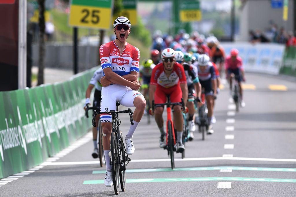 Van der Poel leads sprinter-packed Alpecin-Fenix squad at Tour de France