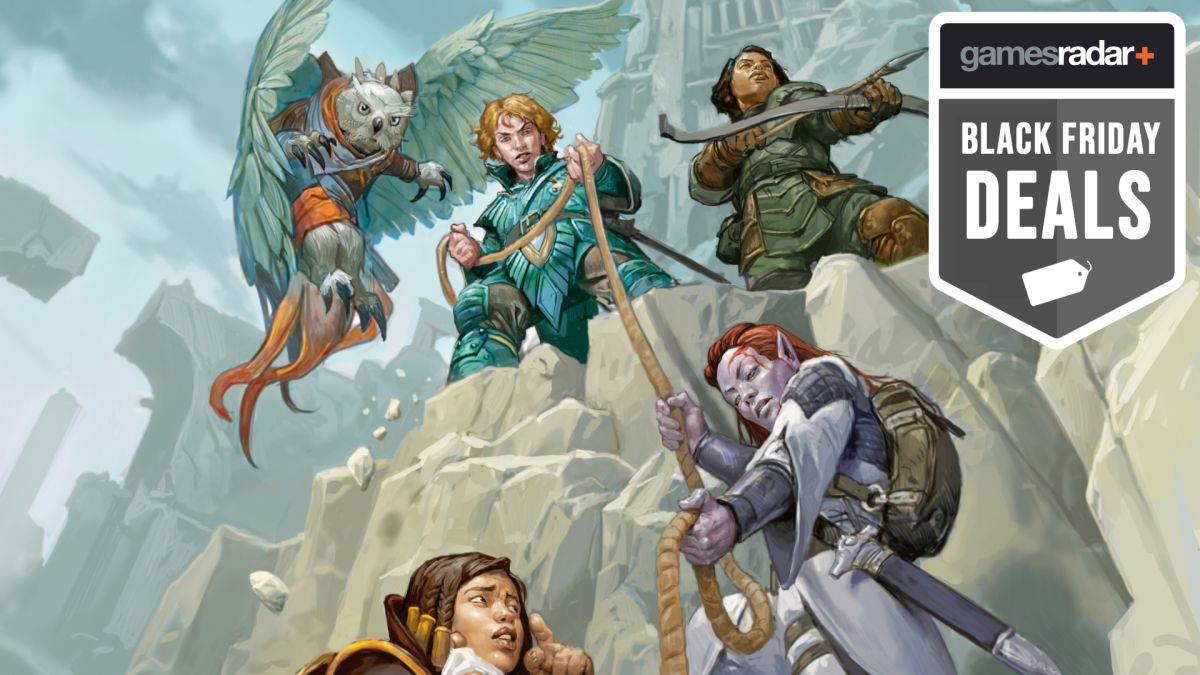 Dungeons and Dragons Black Friday deals 2021 - what to expect