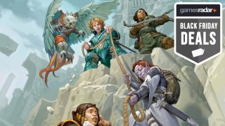 Dungeons and Dragons Black Friday