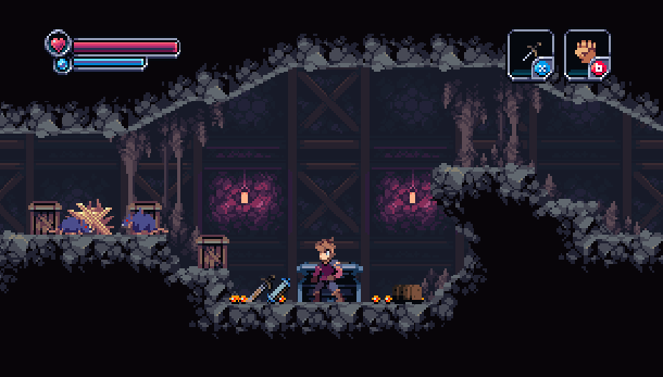 2D Action-RPG Chasm heads to Kickstarter, drags a demo from its depths | PC  Gamer