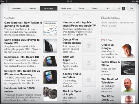 The Times for iPad