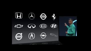 iOS in Car brands