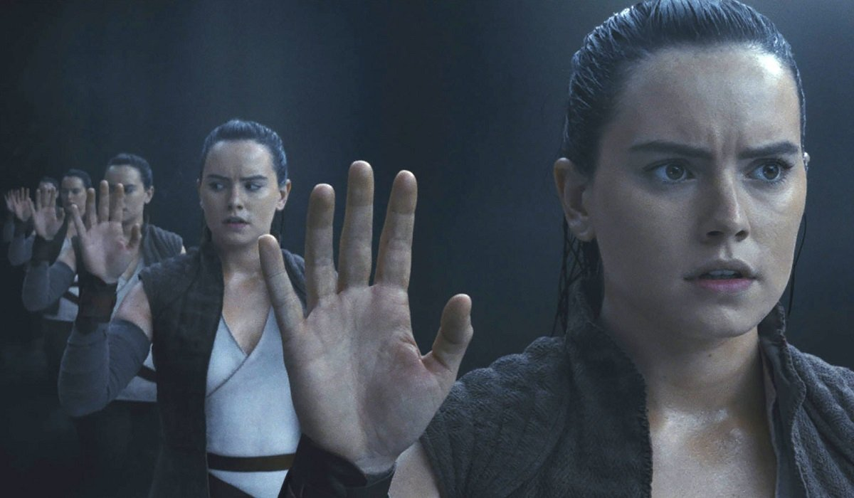 Rey Star Wars: The Last Jedi