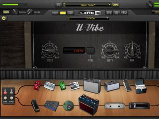 Intuitive tone control for recording guitarists