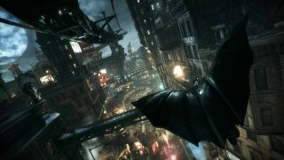 Batman: Arkham Knight suspends PC version