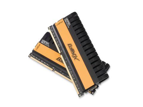 Crucial Ballistix 4GB DDR3 1600MHz
