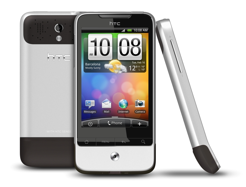 HTC Legend: Internet - HTC Legend review   TechRadar