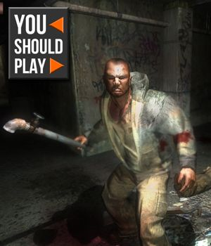 Want to murder angry tramps with a spade? Play Condemned