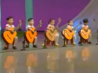 These kids should be doing their homework On second thought let em play guitar
