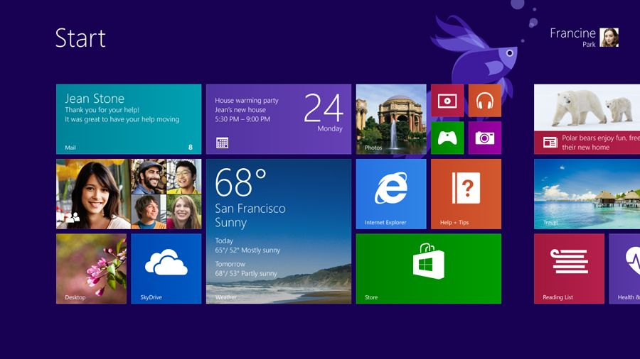 Windows 8.2 release date, news and rumors