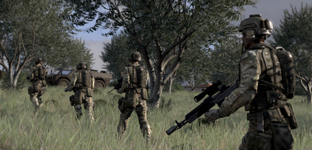 Arma 3 interview - AI, map design, mods, and a response to