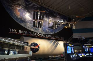 International Space Station Exhibition