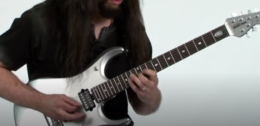 Wild Stringdom with John Petrucci: Recognizing Repetitive Fretboard Shapes on All String Groups