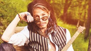 A promotional photo of Steven Tyler