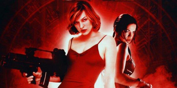 Resident Evil Milla Jovovich Michelle Rodriguez