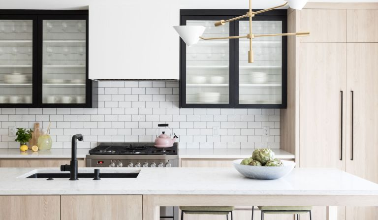 Design tricks for tiny kitchens