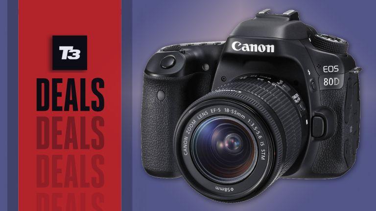 cheap dslr on sale canon