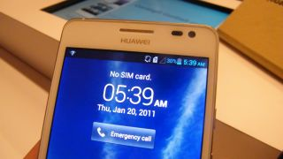 Huawei readying a Samsung Galaxy S4 rival?