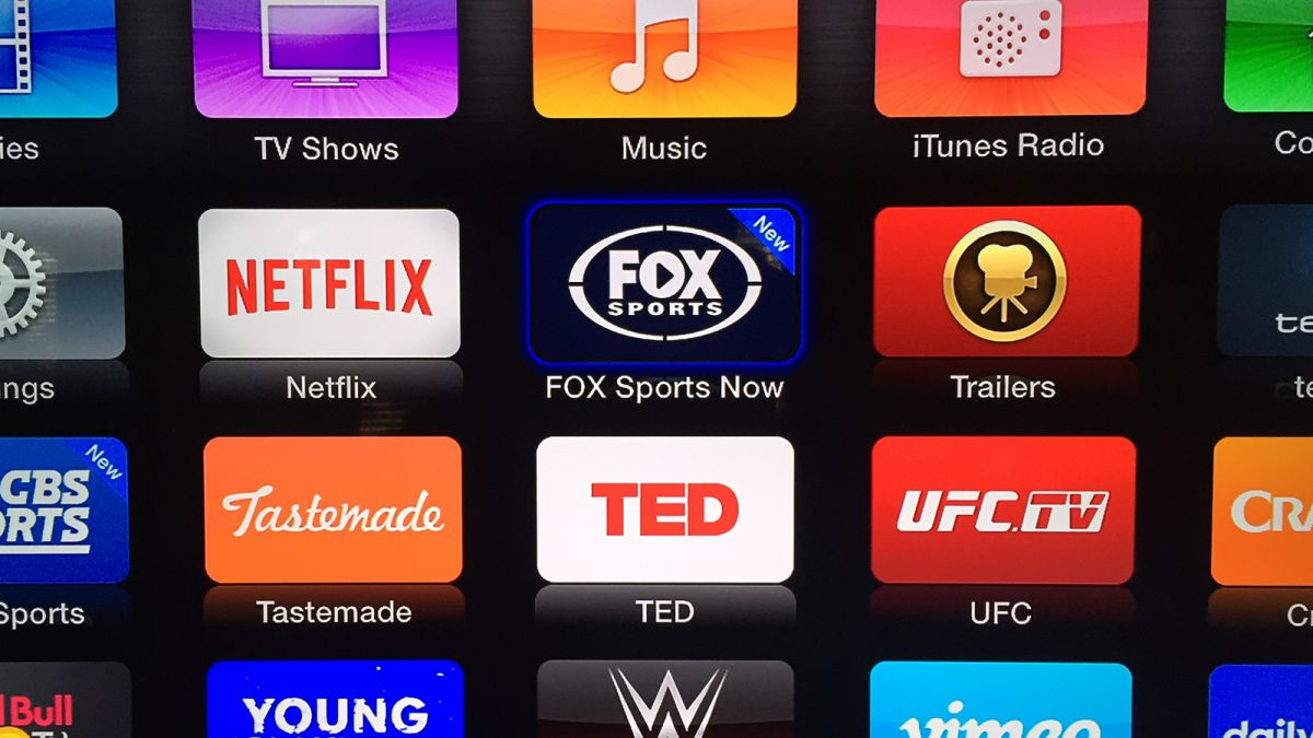 Now is the time for Fox Sports on Apple TV | TechRadar