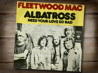 Albatross and Need Your Love So Bad: stone cold classics with exquisite guitar playing