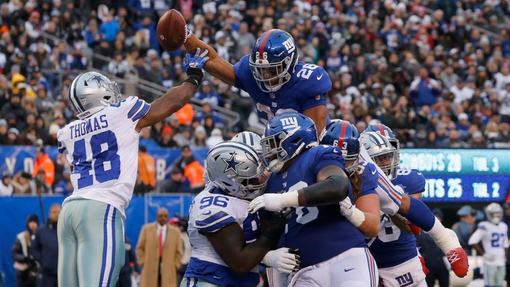 How to watch Giants vs Cowboys: live stream NFL football today from anywhere