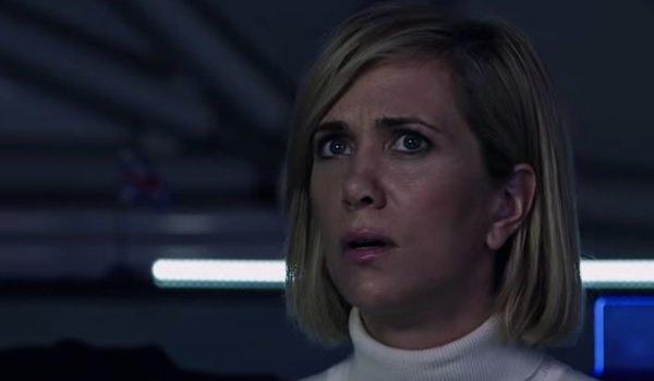 The Martian Kristen Wiig shocked